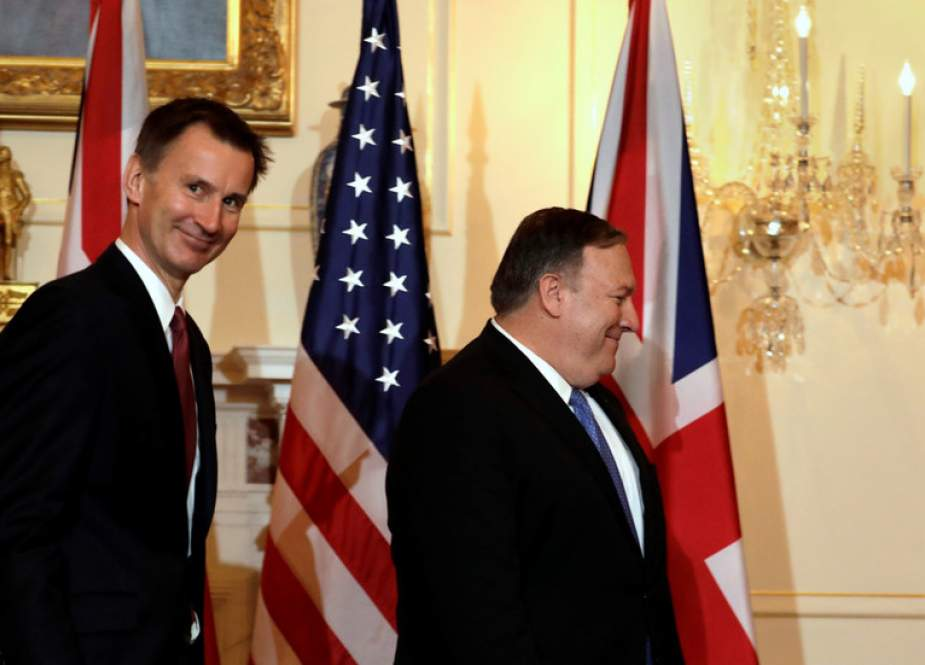 US Lapdog Jeremy Hunt Prepping British Public for War with Iran