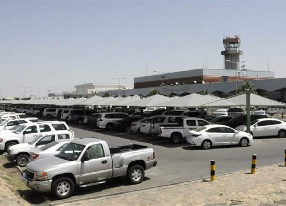 Abha airport in the southern Saudi Arabian region of Asir.jpg