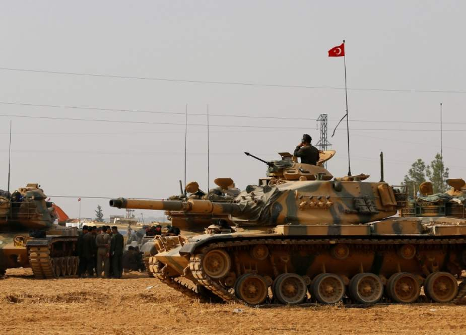 Turkish forces arrived in Hatai province.jpg