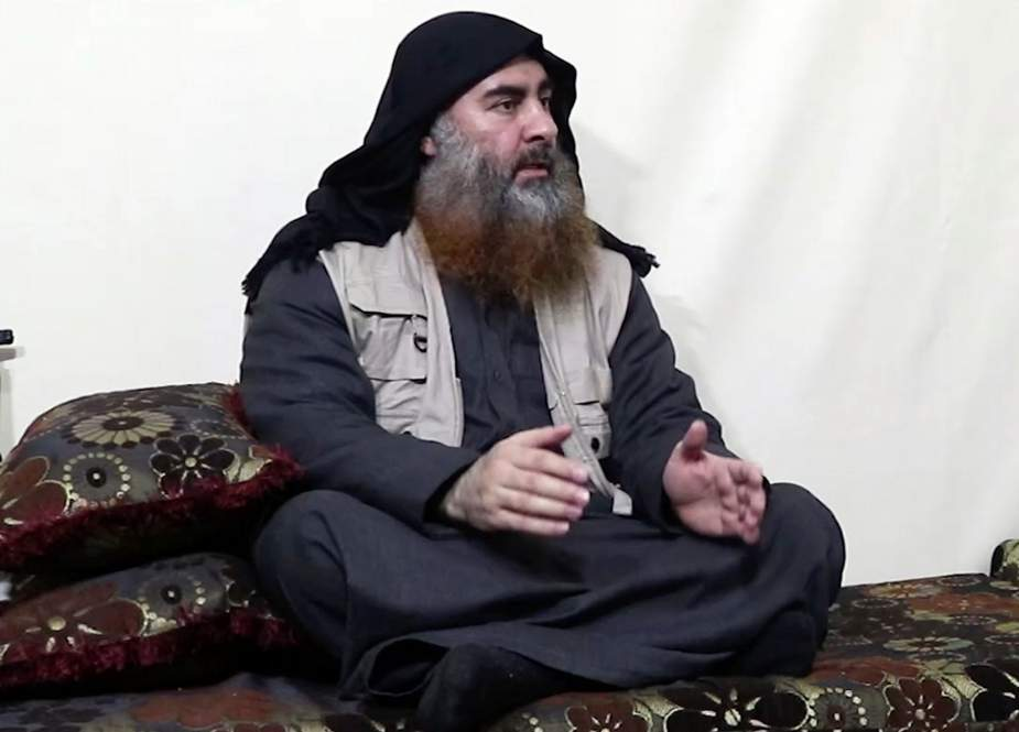 The leader of the Islamic State of Iraq and the Levant (ISIL) militant terrorist organisation Abū Bakr al-Baghdadi