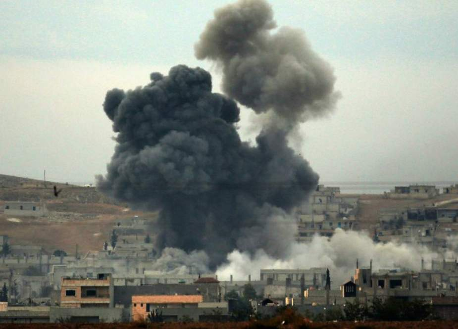 US-led airstrike kills 15 civilians in Syria's Dayr al-Zawr: Report