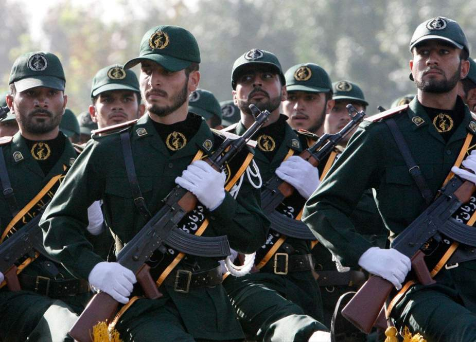 What makes Iran strong enough to stand against a superpower like the USA?