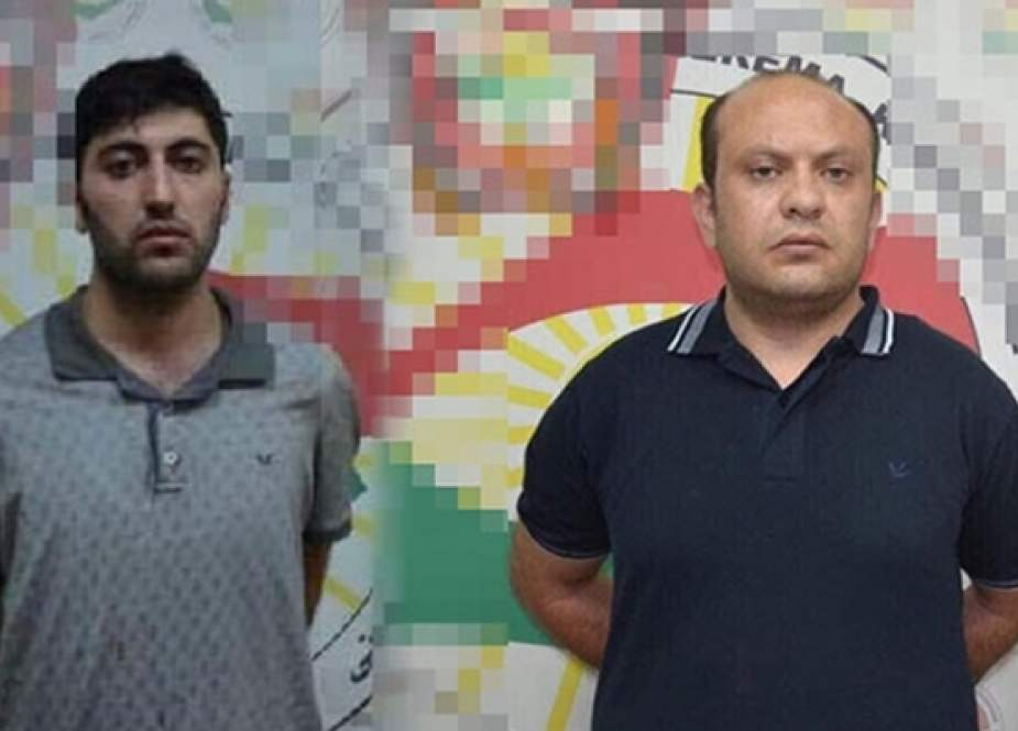 Iraqi Kurdistan detains suspected shooter of Turkish vice consul