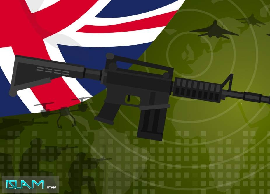 Blood money marks Britain as world's second-largest arms exporter