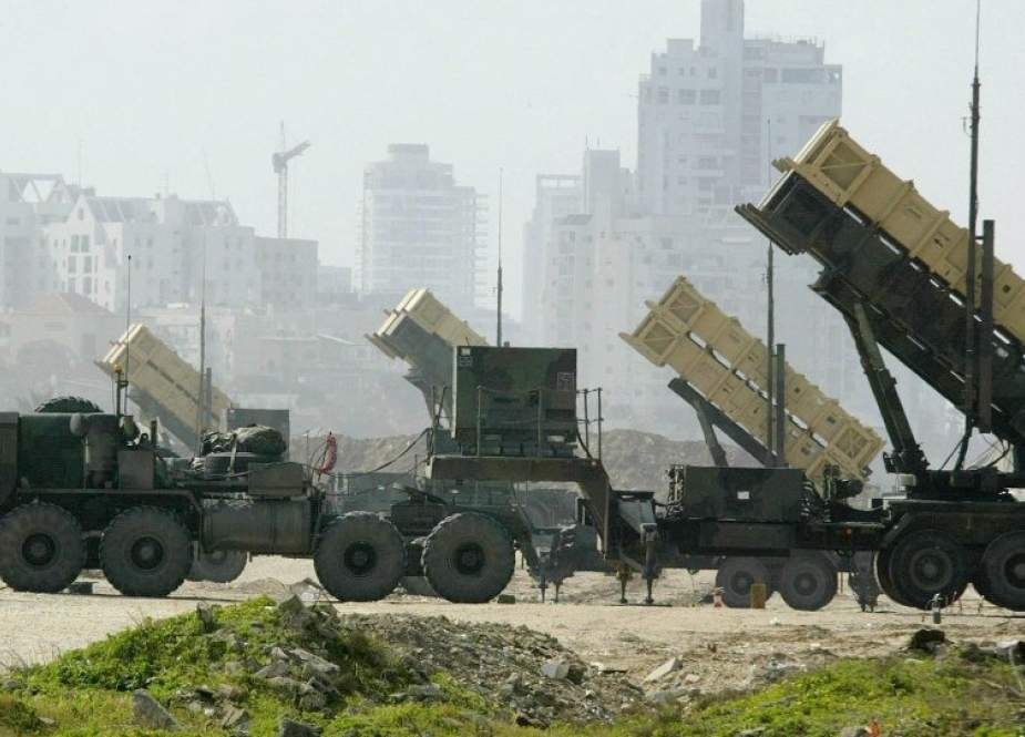 US-built Patriot anti-aircraft and missile interceptor system.jpg