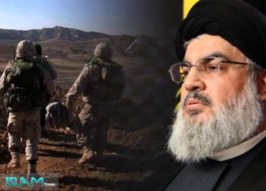 Sayyed Nasrallah Met Resistance Soldiers on Northeastern Border with Syria, Announced Battle to Defeat Nusra & ISIL: Hezbollah Official