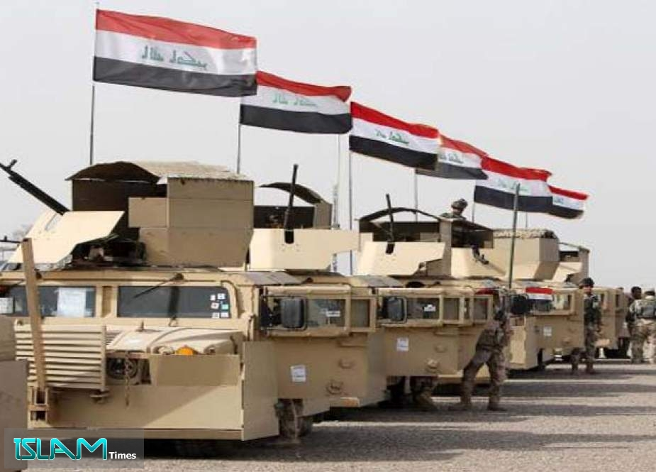 The start of the operations of the fifth victory in Anbar