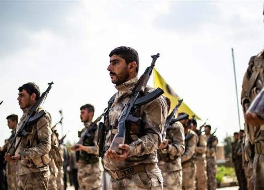 Members of the Kurdish-led Syrian Democratic Forces (SDF).jpg