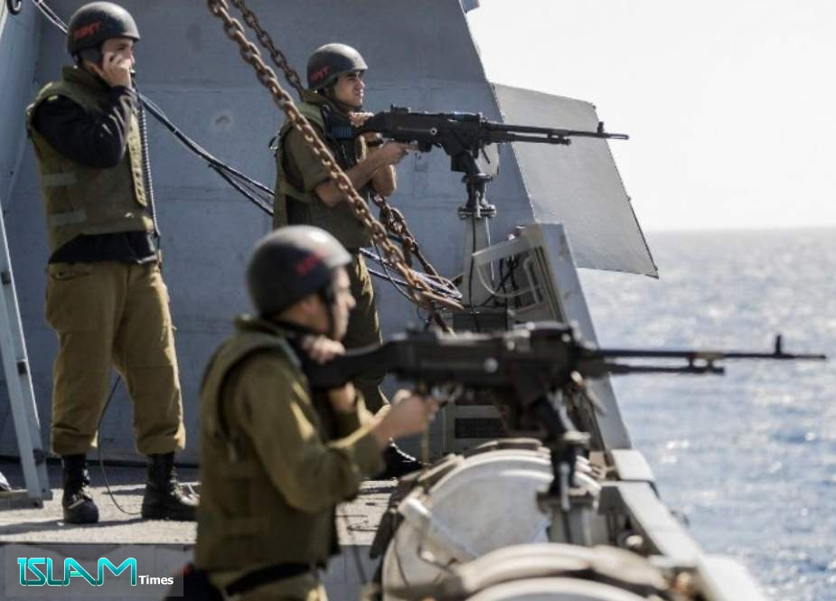 Israeli Naval Forces assault on Palestinian fishermen in the Gaza Sea