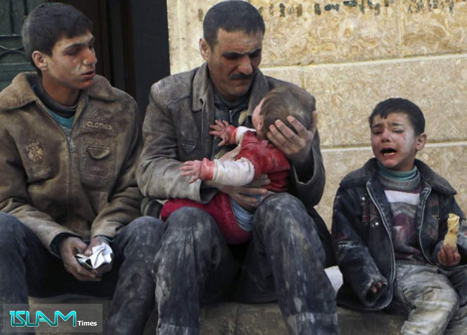 Mainstream Media Suddenly Care About Syrian Civilian Casualties