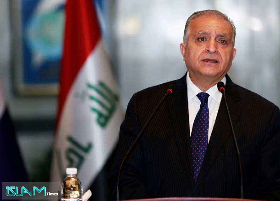 Iraqi Foreign Minister: Iraq will make a formal request for the return of Syria to the Arab League