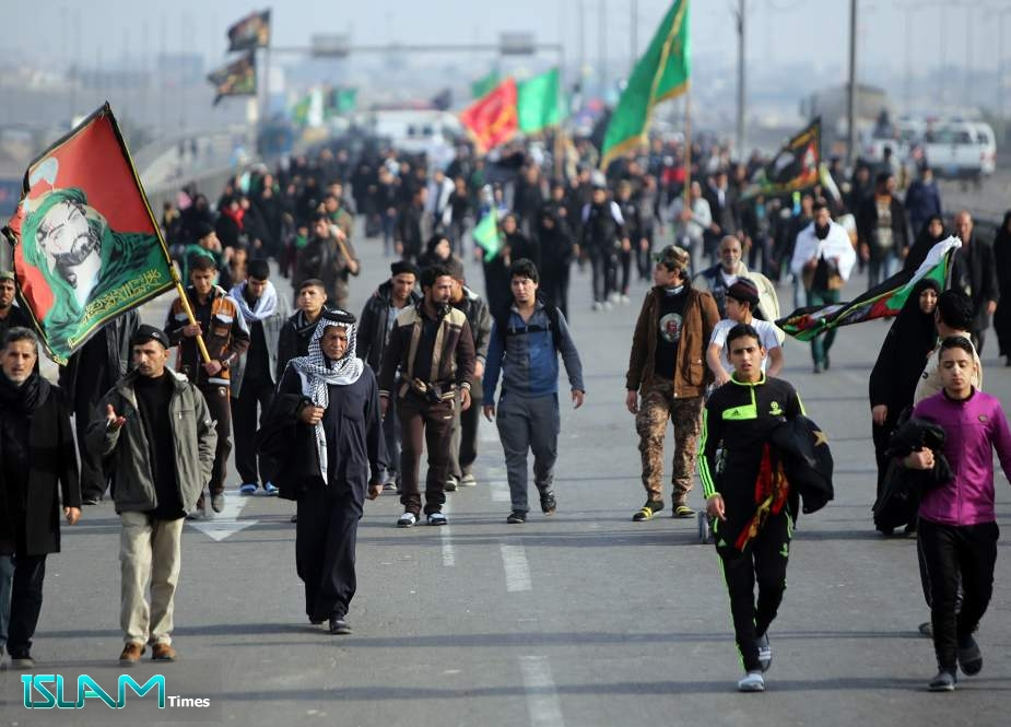 Arabeen Marching: a Symbol of Islamic Unity