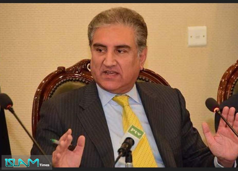 Pakistan sincerely making efforts for peace in region: FM Qureshi