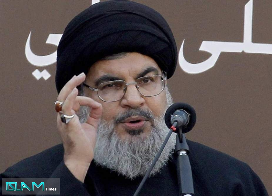 Sayyed Nasrallah: The government should take a lesson from what happened and work with a new methodology