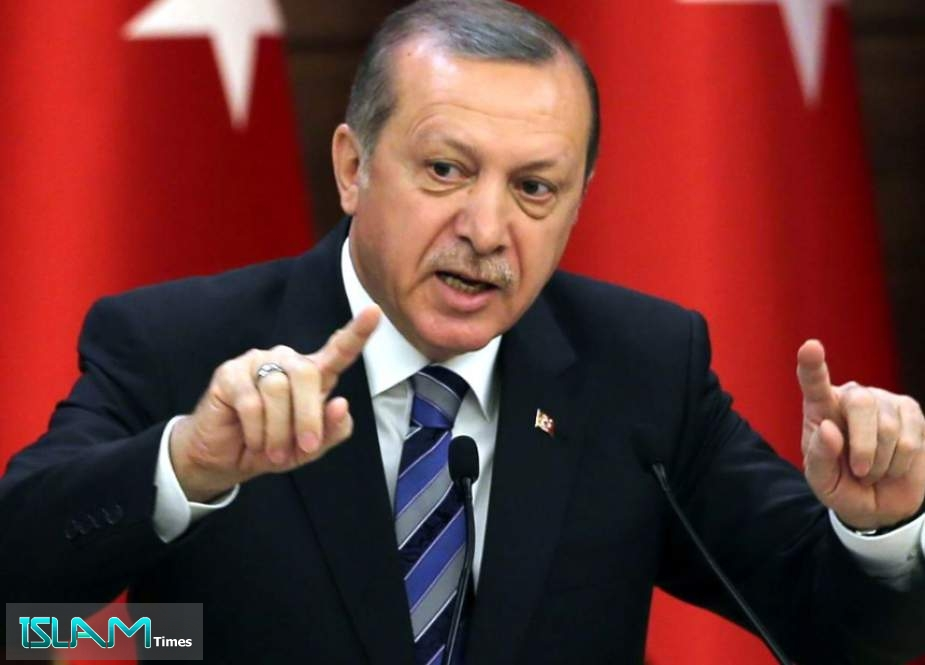 Erdogan: We will crush the heads of Kurdish fighters in northern Syria if they do not withdraw