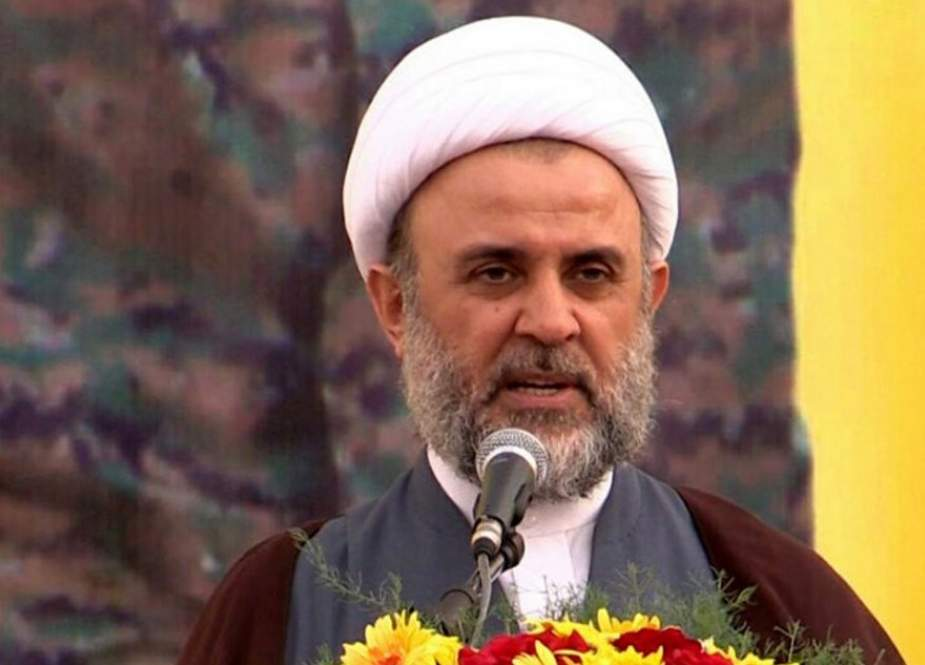 Sheikh Nabil Qawook - The member of Hezbollah Central Council.jpg