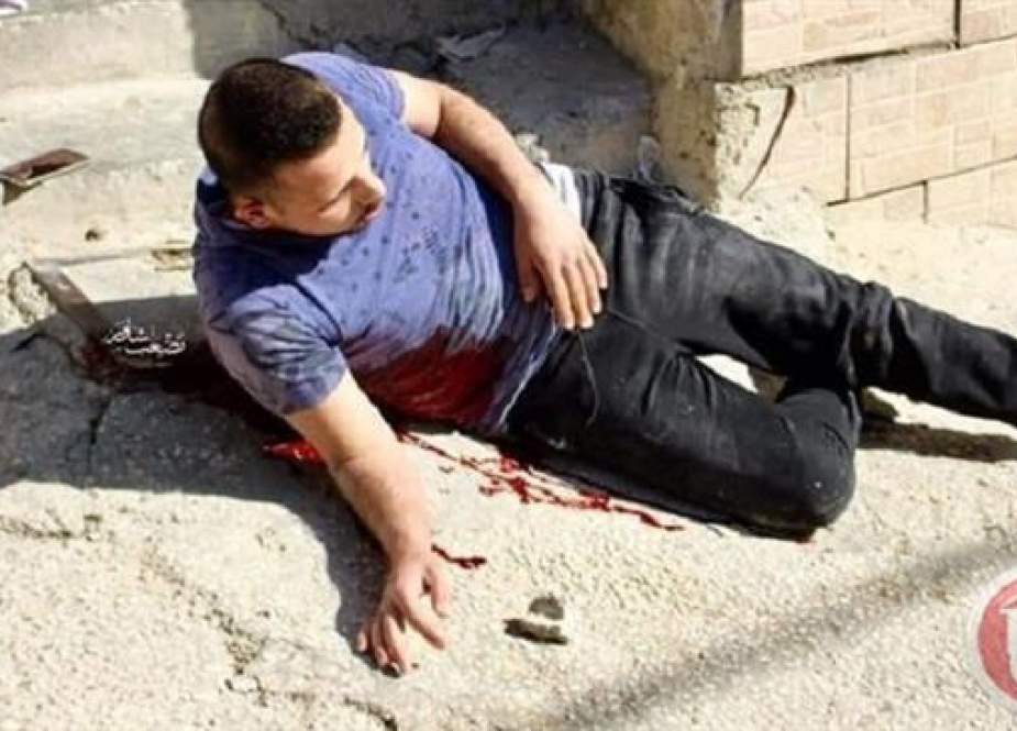 Israeli forces have shot dead a young Palestinian man.jpg
