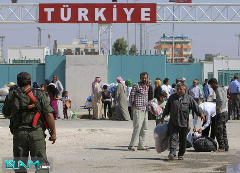 Turkey Has Started Deportation of Captured ISIS Militants