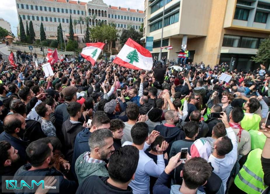 US Exploiting the Ongoing Protests in Lebanon to Achieve Political Purposes