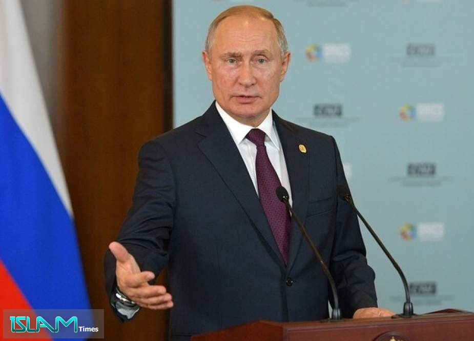 Putin: BRICS is a Stabilizing Factor in the World Economy and Politics