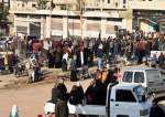"Hundreds of Displaced Syrian Families Return Homes in Halfaya,Hama Northwestern Countryside  <img src=""/images/picture_icon.gif"" width=""16"" height=""13"" border=""0"" align=""top"">"