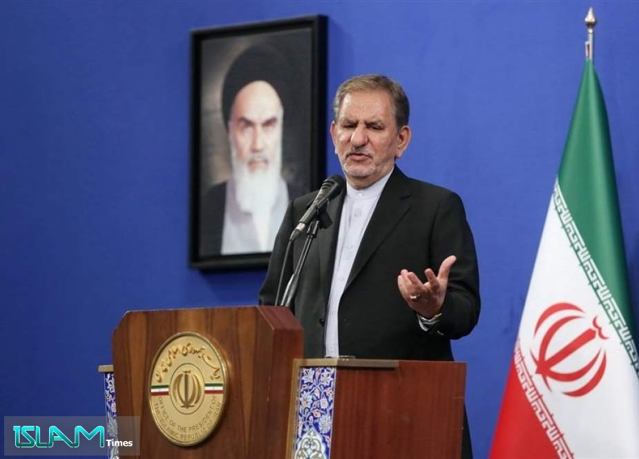 Jahangiri: We Have Alternative Ways to Sell Oil