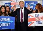 Boris Johnson Wins Parliamentary Majority