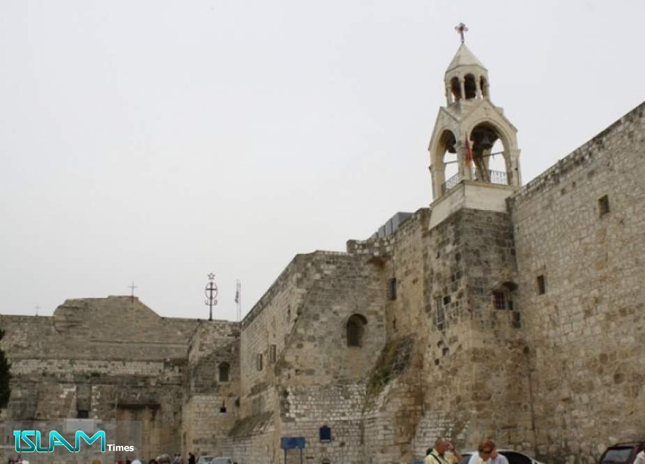 "The ""Israeli"" Occupation Prevents the Christians of Gaza from Visiting Jerusalem and Bethlehem at Christmas"