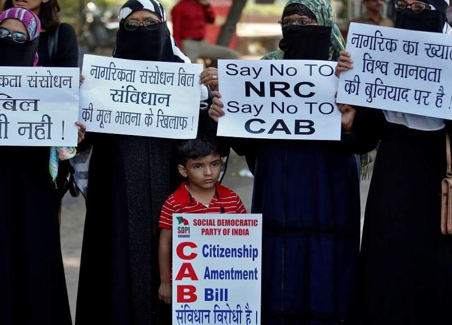 UN Pans India's Citizenship Law as Discriminatory in Nature