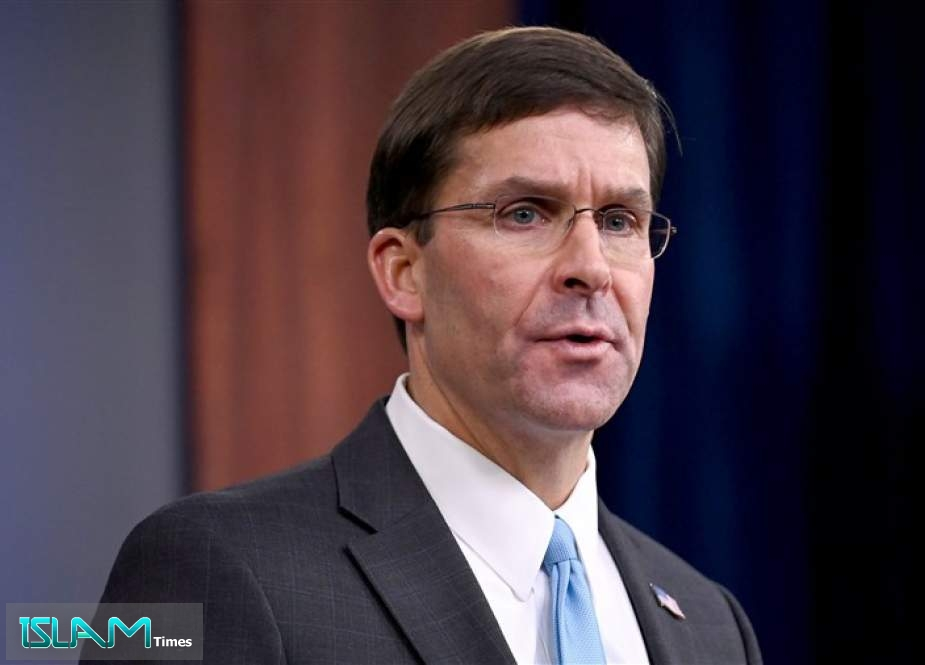 US Secretary of Defense: Turkey No Longer Behaves as a Reliable Partner