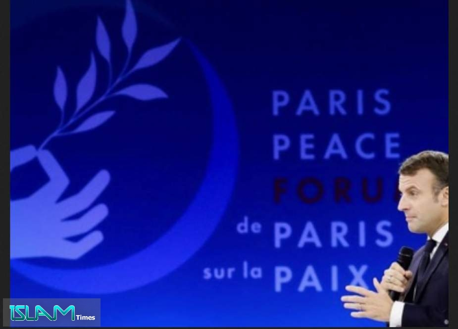 The Paris Peace Forum: as always, excellent staging and performance by President Emmanuel Macron, but for what content?