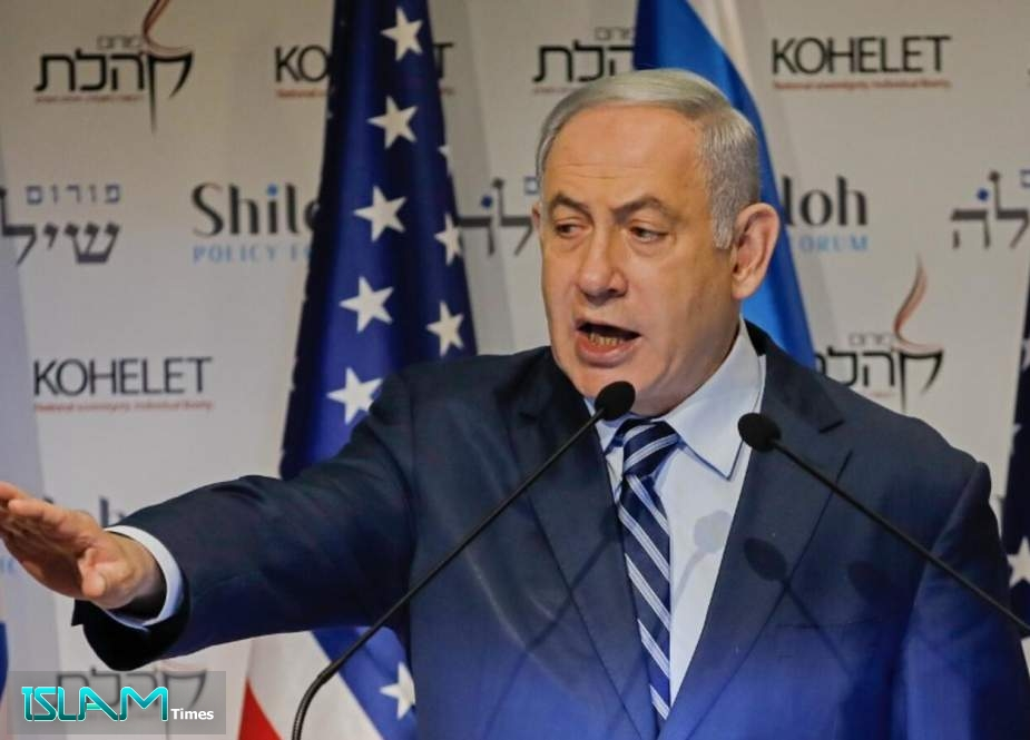 Anyone Who Attacks Us will Receive a Resounding Blow: Netanyahu