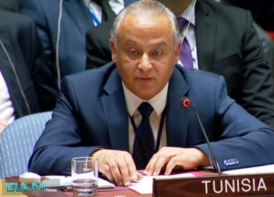 Ending Israel's Occupation of Arab Lands Restores Security and Stability to the Region: Tunisia