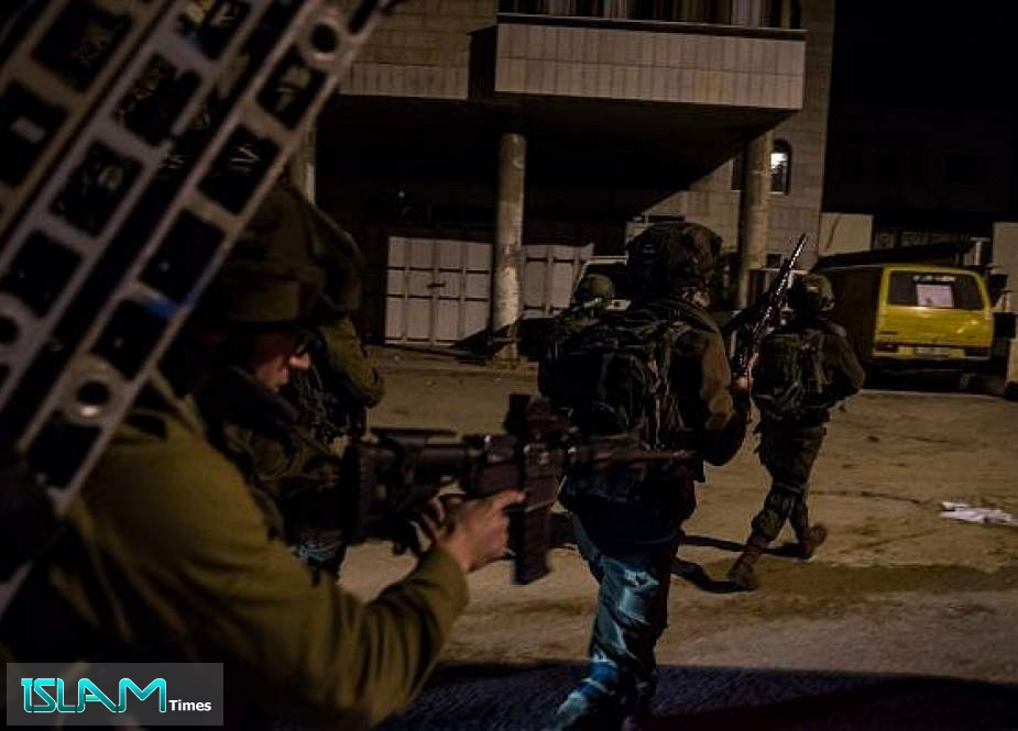 Israeli Occupation Forces Launched Arrest Campaign in West Bank