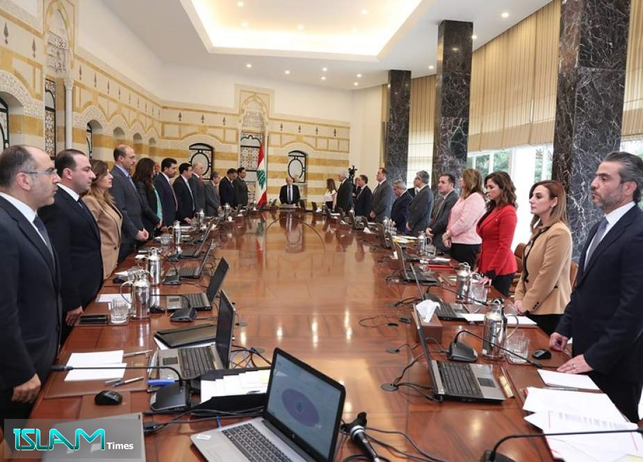 New Lebanese Government Holds First Session