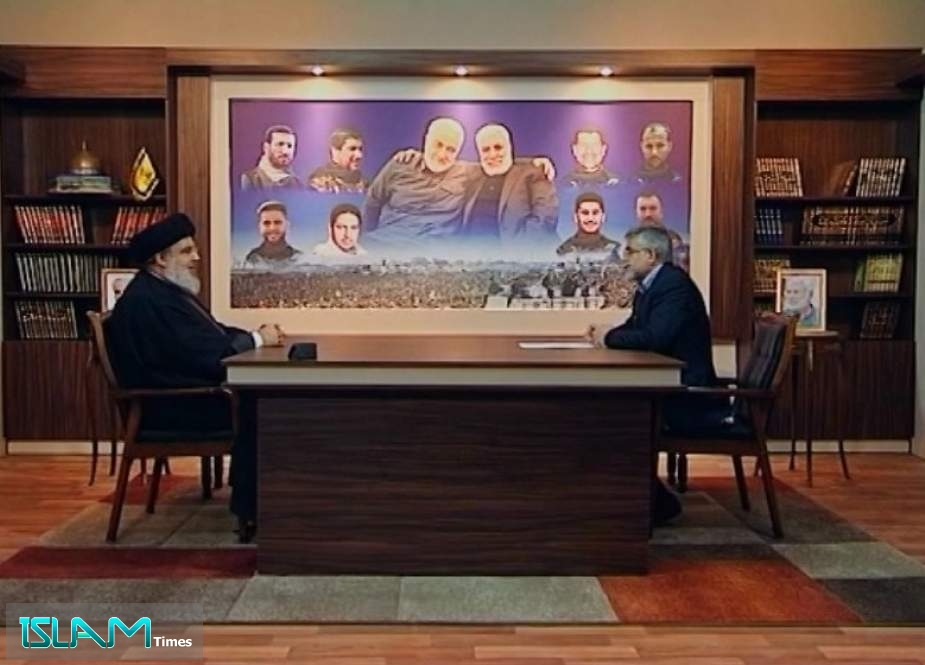 Influence of Suleimani & Muhandis Today Stronger than Ever: Sayyed Nasrallah