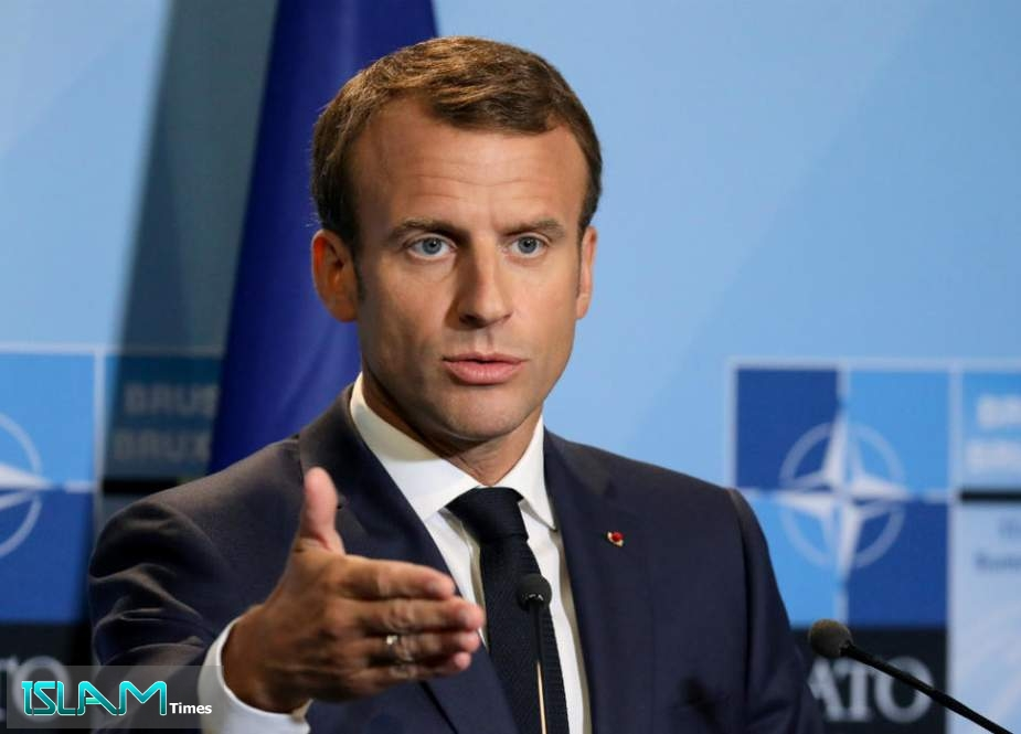 French President Warns of Weakening of West after Pompeo Defended US Policy