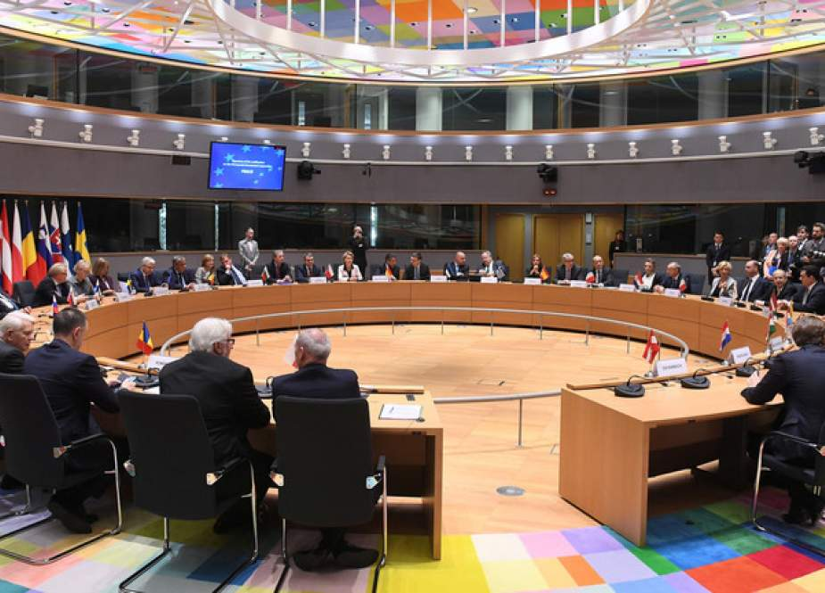 European Union foreign and defense ministers in Brussels, Belgium.JPG