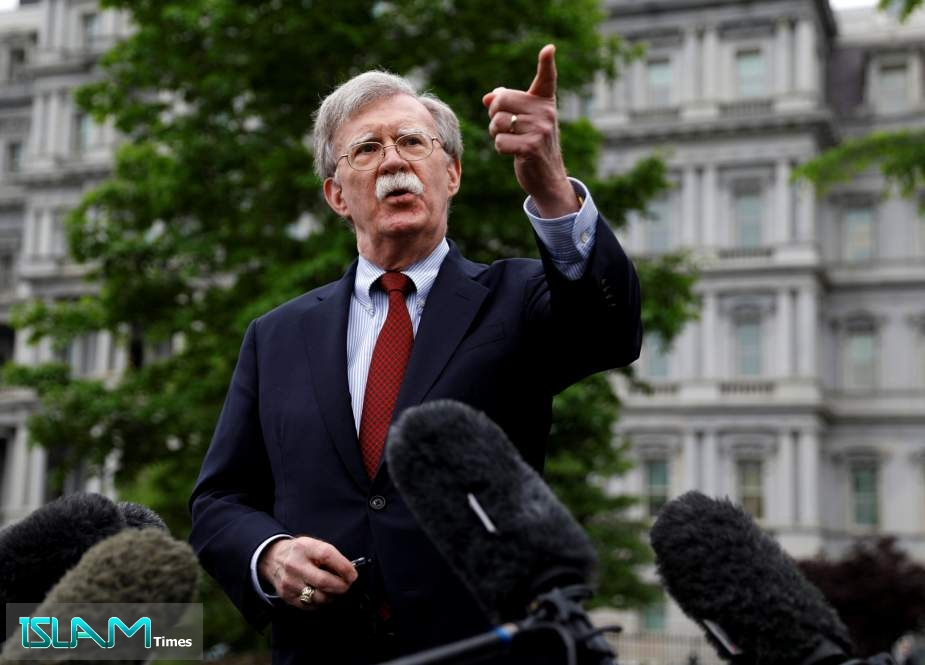 John Bolton Says He Hopes His book is Not