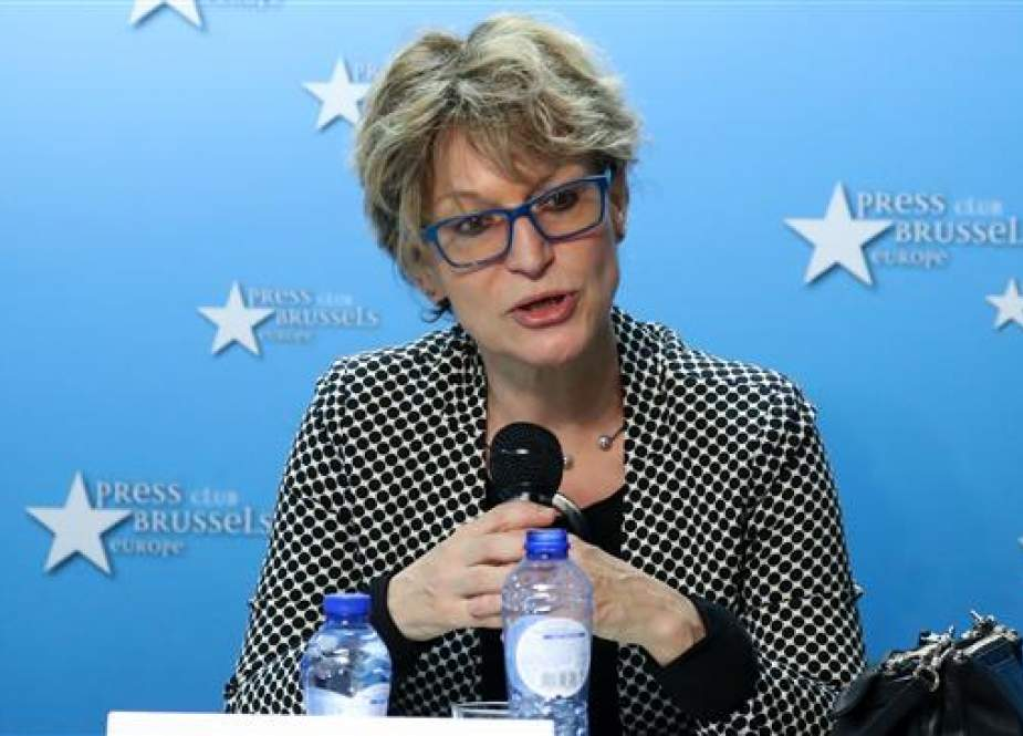 Agnes Callamard,  United Nations Special Rapporteur on extrajudicial, summary or arbitrary executions.jpg