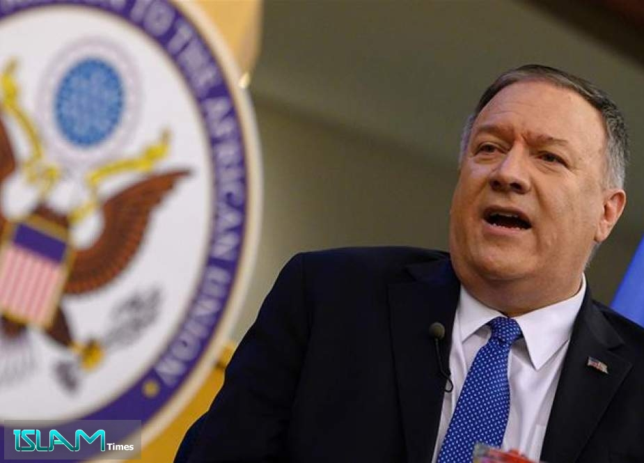 Pompeo Reveals Trump Admin's Wide-Ranging Plan to Combat Iran