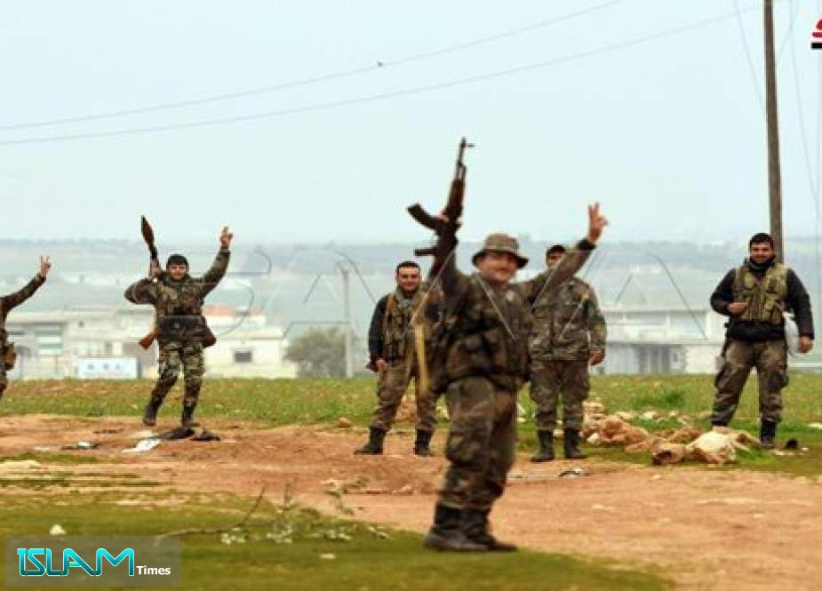 Syria Army Advances in Idlib Countryside Liberates Two More Areas