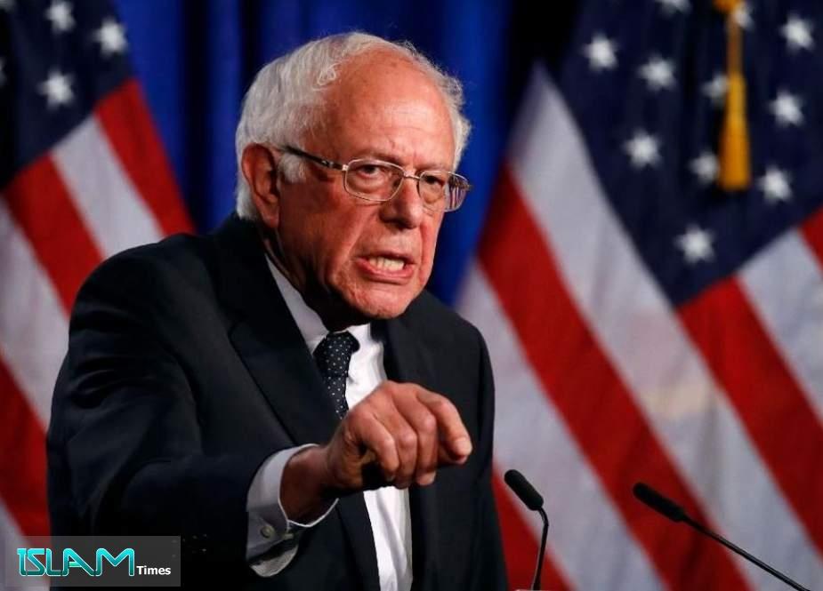 Sanders Accuses AIPAC of Giving Platform to
