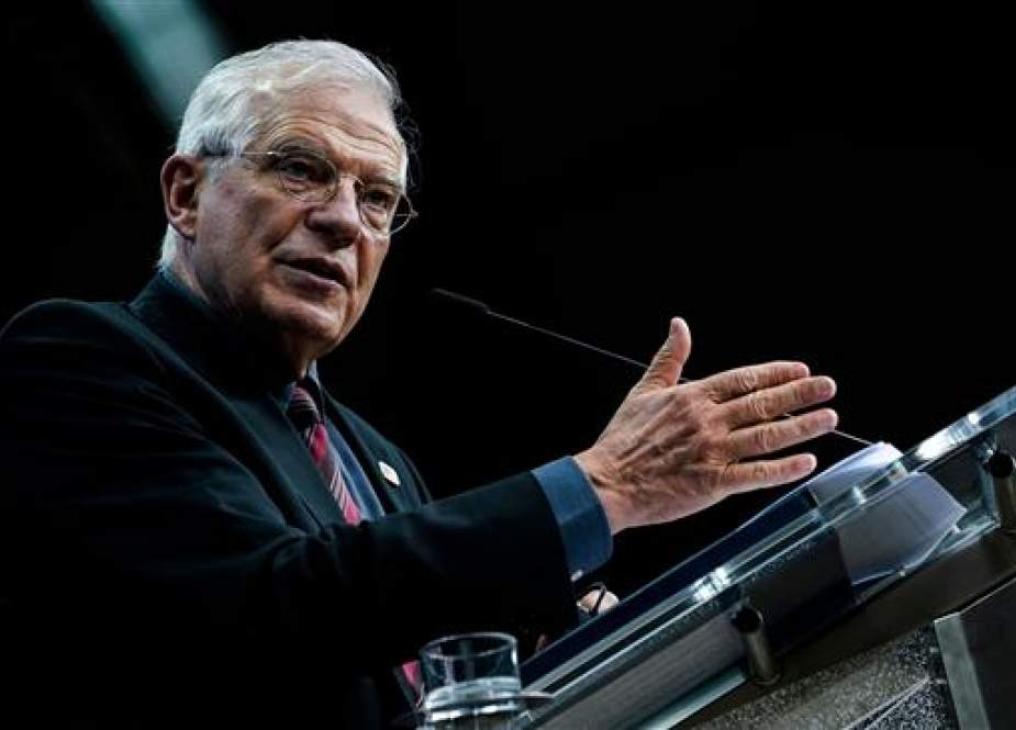 Josep Borrell, European Union High Representative for Foreign Affairs and Security Policy.jpg