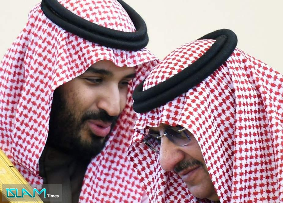 The Battle for the Saudi Royal Crown