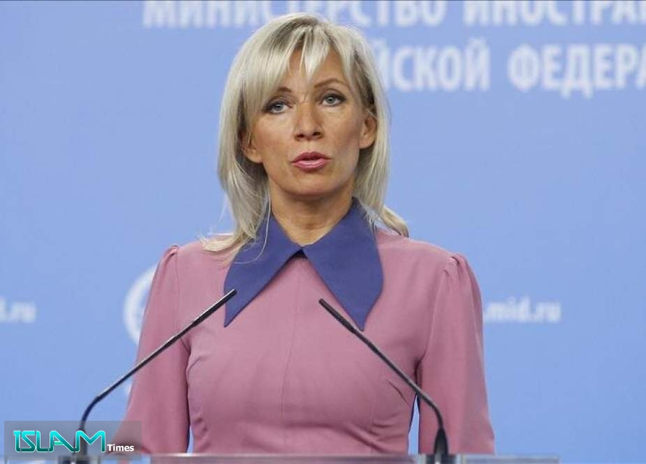 US Hinders Political Solution to the Crisis in Syria: Zakharova