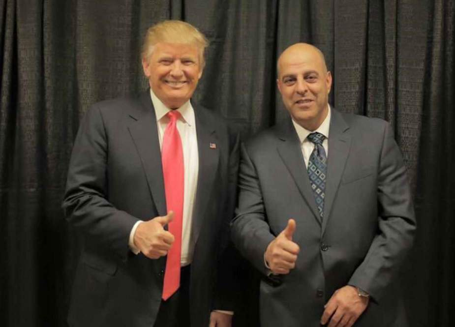Amer Fakhoury attending an event campaign for President Donald Trump in the US.jpg