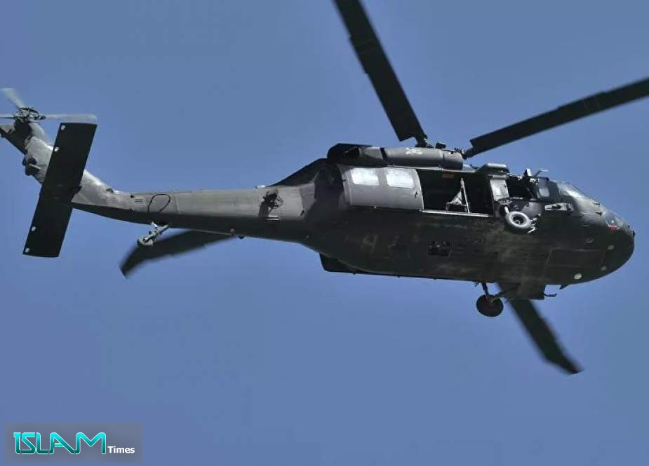 One Person Killed, 9 Injured as Black Hawk Helicopter Crashes in Southern Mexico