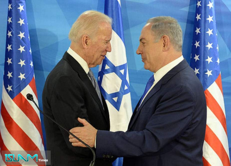 'My Name is Joe Biden, and Everybody Knows I Love Israel'