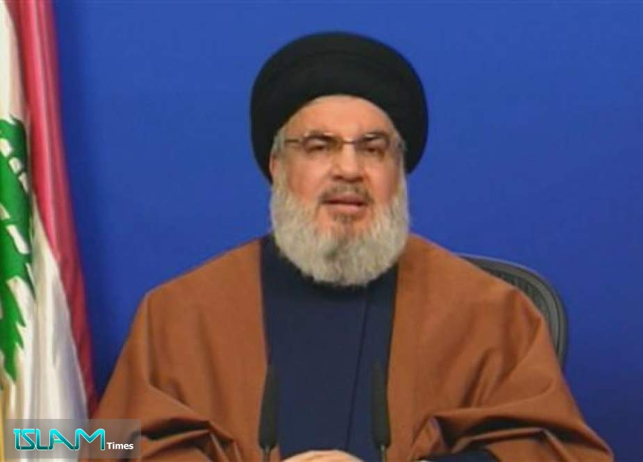Sayyed Nasrallah: Ongoing Situation More Important Than Wold Wars